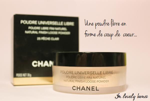 Chanel poudre libre 1