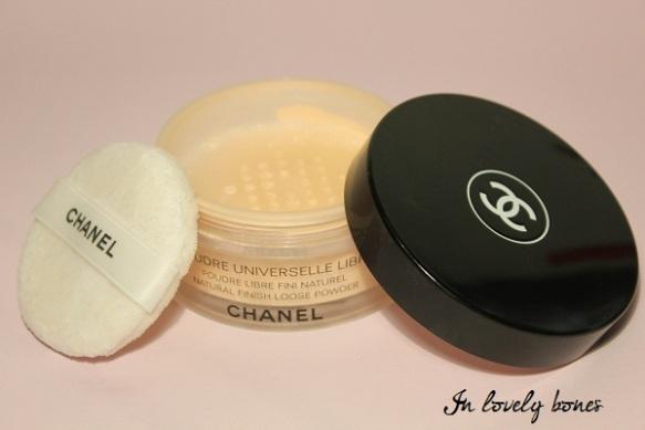 Chanel poudre libre 2
