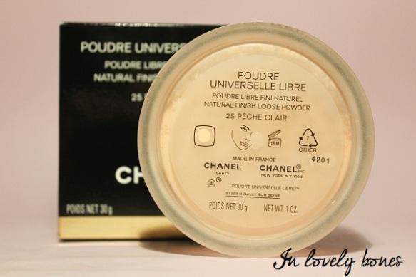 Chanel poudre libre 3