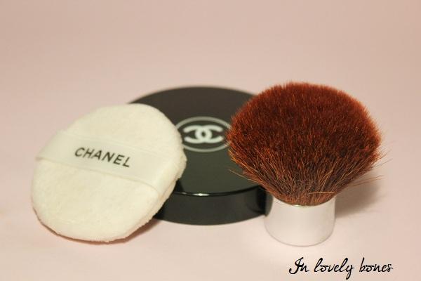 Chanel poudre libre 4