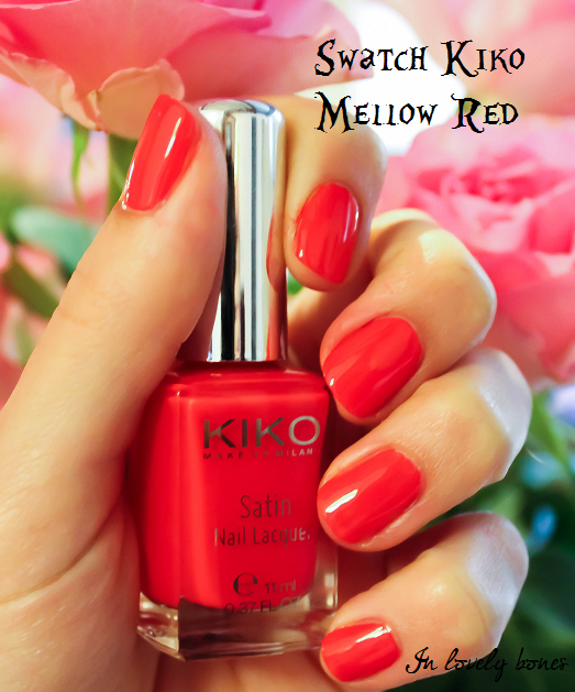 Kiko 410 Mellow Red