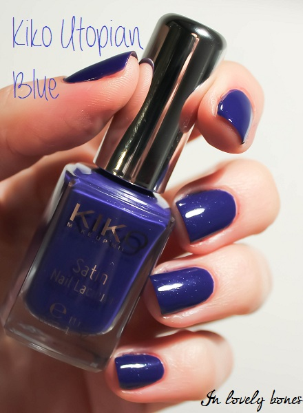 Kiko Utopian Blue