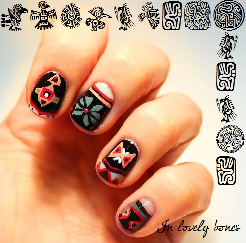 Poncho Nails 2