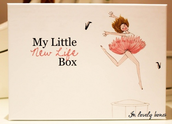 My Little Box Janvier 1