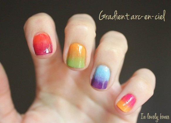 Gradient multicolore 3