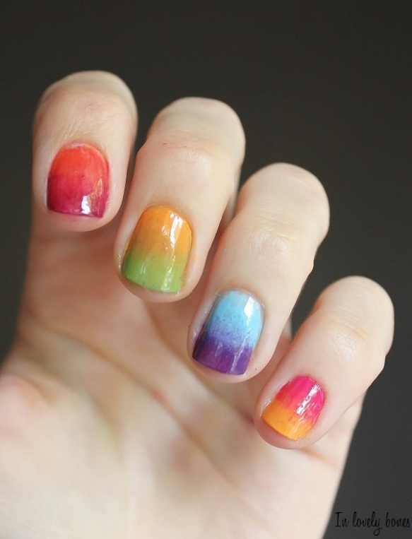 Gradient multicolore 4