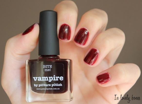 Picture Polish Vampire 10