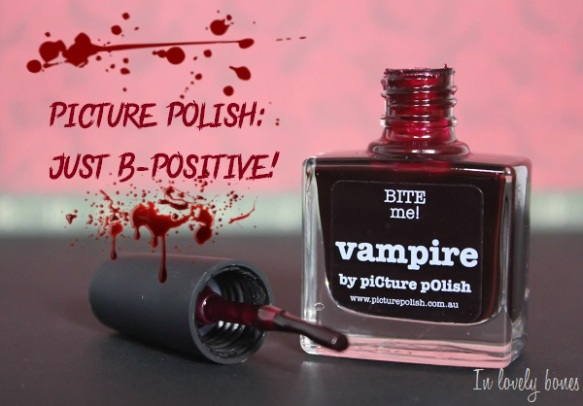 Picture Polish Vampire 6