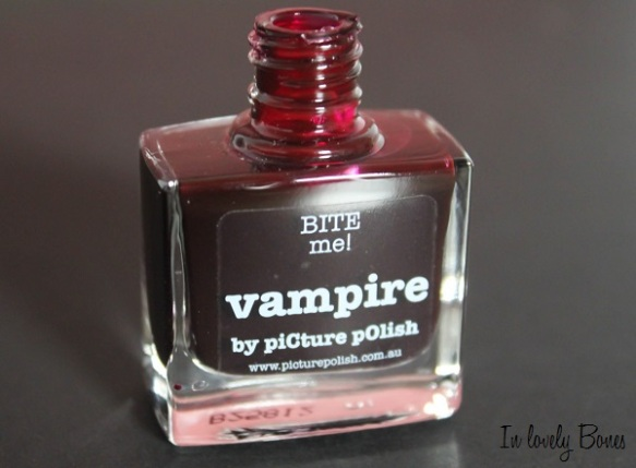 Picture Polish Vampire 7