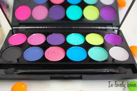 Palette Sleek Candy 3