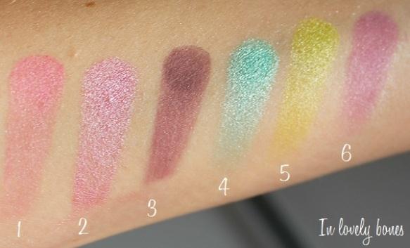 Palette Sleek Candy 6