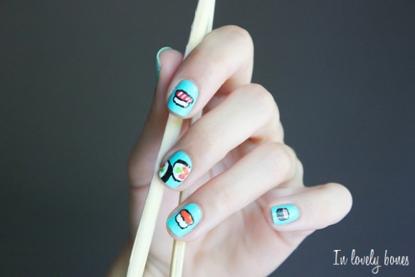 Nailstorming Food Nails 2