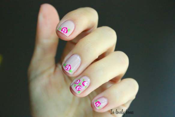 Nailstorming Octobre Rose 7