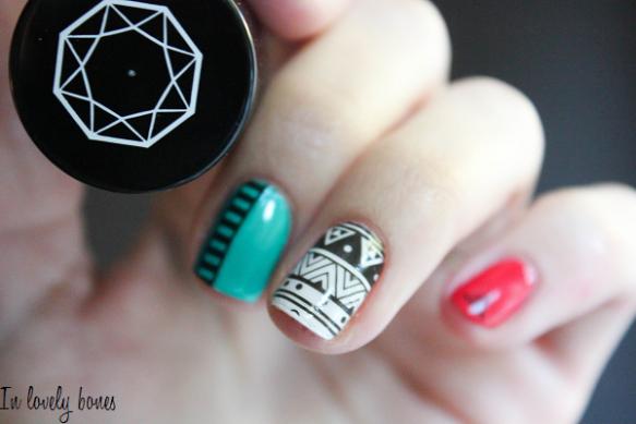 Rare Nails Aztec 10