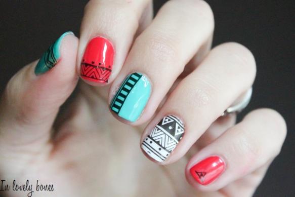 Rare Nails Aztec 11