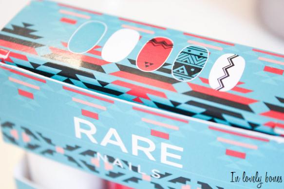 Rare Nails Aztec 2