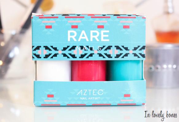 Rare Nails Aztec
