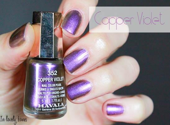 Mavala - Copper Violet-2