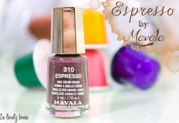 Mavala - Espresso 3
