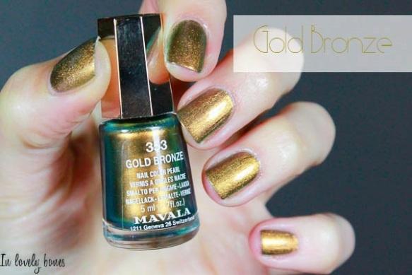 Mavala - Gold Bronze