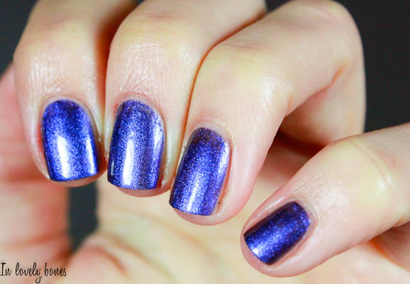 Mavala - Metallic Blue