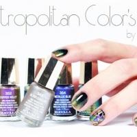 Metropolitan Color's, la nouvelle collection de vernis de Mavala!