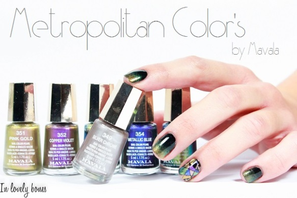 Mavala - Metropolitan Colors