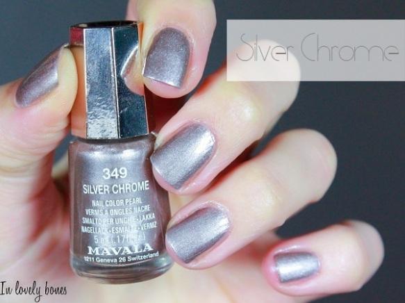 Mavala - Silver Chrome-2