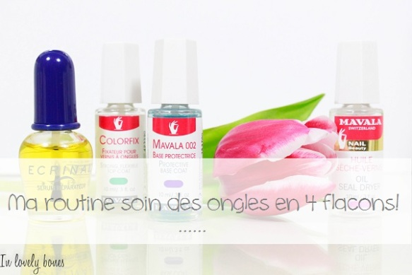 Routine Soin des Ongles_