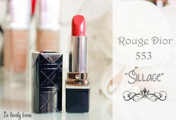 Dior - 553 Sillage