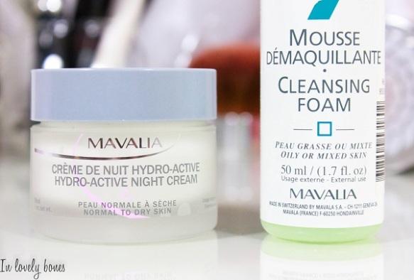 Mavala Crème de nuit hydro-active 3-2