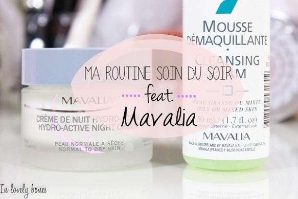 Mavala Crème de nuit hydro-active 3