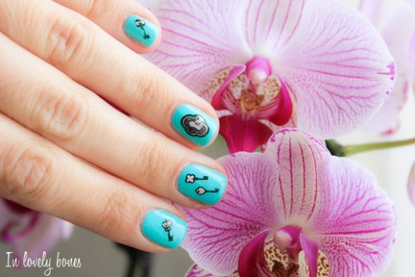 Tiffany's Nail Art 3